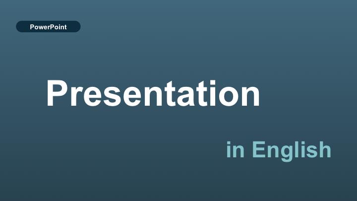 英語プレゼンテーション完全攻略!基本的な流れやテクニックをご紹介⓪