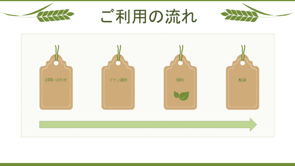 制作物例紹介〜イラストで資料を華やかに!〜⑥